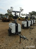 2013 Allmand Night Light Pro II Light Tower, s/n 0427PRO2V13: Telescoping,