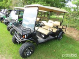 EZGo Express L6 Cart, s/n 3050468 (No Title - $50 Trauma Care Fee Applies):