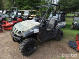 Yamaha Rhino Utility Vehicle (No Title - $50 Trauma Care Fee Applies)