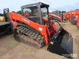2018 Kubota SVL95-2S Skid Steer, s/n 40207: Meter Shows 2726 hrs