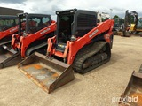 2017 Kubota SVL95-2S Skid Steer, s/n 37326: C/A, Meter Shows 2373 hrs