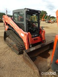 2014 Kubota 90-2 Skid Steer, s/n 14505: Encl. Cab, Meter Shows 1644 hrs