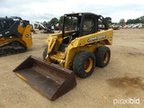 John Deere 270 Skid Steer, s/n 170433: Rubber-tired, GP Bkt.
