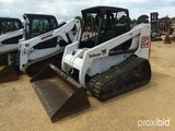 Bobcat 864 Skid Steer, s/n 518913271: Rubber Tracks, GP Bkt.