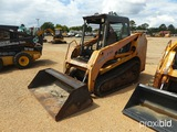 2003 Mustang MTL16 CTL Skid Steer, s/n 21300856: Meter Shows 3749 hrs