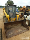 Gehl R165 Skid Steer, s/n 198456: Encl. Cab, Meter Shows 1130 hrs