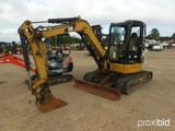 2005 Kubota KX41-3V Mini Excavator, s/n 30435: Meter Shows 1978 hrs