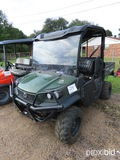 Kubota RTV-XG850W Utility Vehicle, s/n 15206 (No Title - $50 Trauma Care Fe