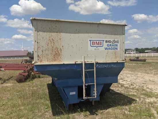 DMI, Big Little Grain Wagon for Hopper for Wagon