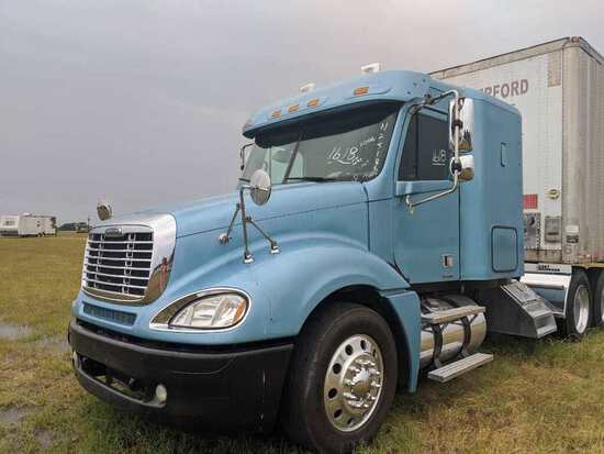 2006 Freightliner Vin 1FUJA6DEX6LX00697 slight Title Delay