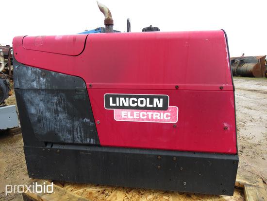 Lincoln Ranger 250 Generator, s/n U1050104788: Electric, 231 hrs, ID 42247