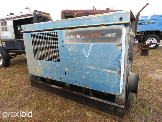 Miller 250D Welder: Diesel, ID 43562