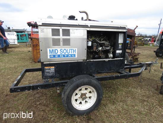 Lincoln Electric Vantage Welder, s/n U1081000092: ID 30302