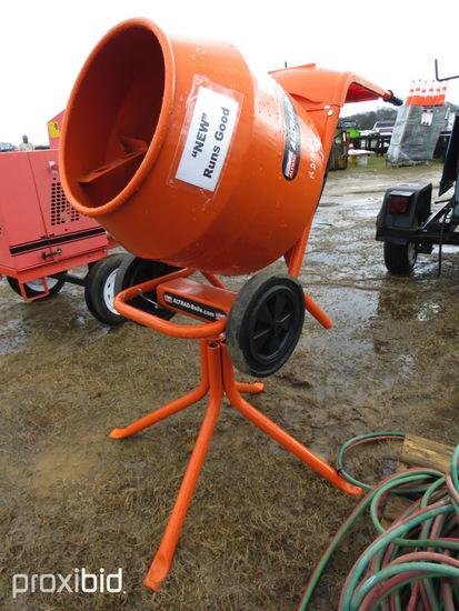 New Altrad-Belle Minimix 150 Concrete Mixer: ID 42910