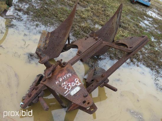 2-row Breaking Plow: ID 30019