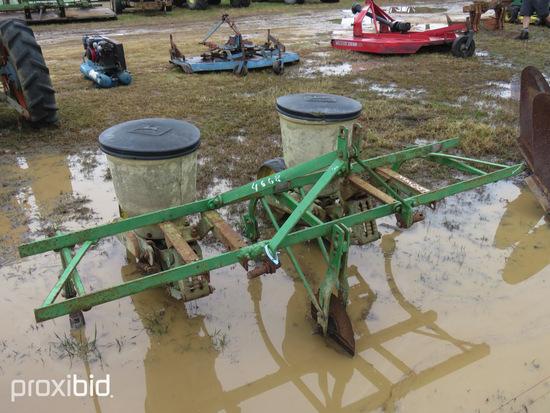 John Deere 2-row Planters, s/n 135294: ID 42060