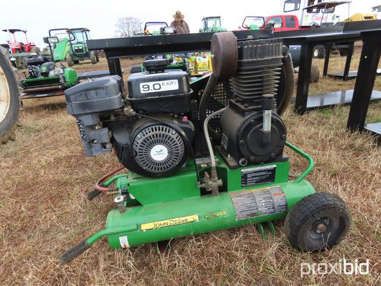 JD AC2-86S Air Compressor, s/n 20132290: ID 30279