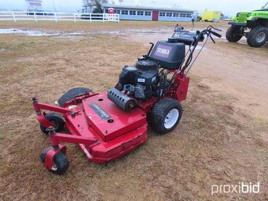 Toro Turbo Force Lawn Mower, s/n 310000164: ID 30215