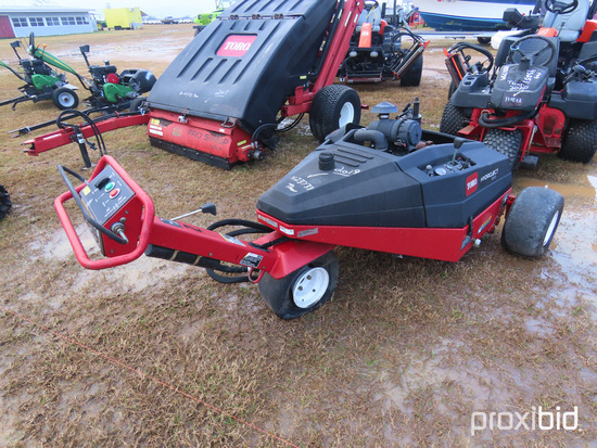 Toro Hydrotect 3010 Golf Course Aerator, s/n 28000167: 156 hrs, ID 43301