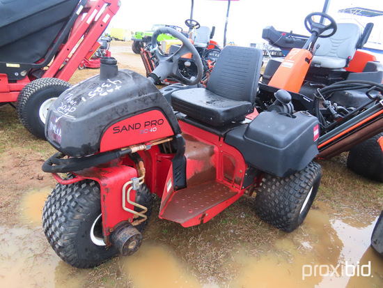 Toro Sand Pro 3040, s/n 290000142: ID 43251