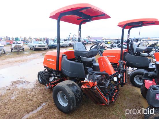 Jacobsen 510 Fairway Mower, s/n 01680: 1942 hrs, ID 30216