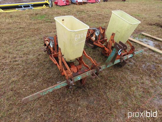 2-row Alias Planter: ID 42327