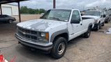 1995 Chevrolet Cheyenne 4X4 White, Showing 89682 Miles, Vin - 16CHK34NX5224