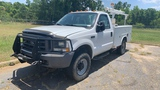 2004 FORD F350 TRUCK WHITE MILES AS SHOWN 157135 VIN 1FDSF35LX4ED64006