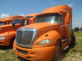 2010 INTERNATIONAL PROSTAR VIN-2HSCUAPR0AC178942, Orange, Showing 693395 Mi