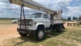 1984 GMC 7000 Bucket Truck, Diesel, Vin- 1GDL701F0EV540134