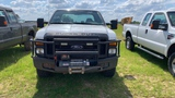 2008 FORD F250 EXTENDED CAB PICK UP, WHITE, s/n 1FTSX21565EA85953  (OWNED B