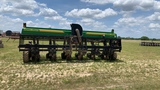 CRUST BUSTER 6020 TW36X6 TWIN ROW PLANTER, s/n 24753