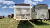 1979 Hopper Bottom grain Trailer, S/N V40347, Title is here