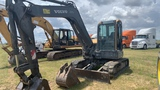 VOLVO ECR88D EXCAVATOR WITH EXTRA BUCKET S/N A00212119 HOURS AS SHOWN 4805