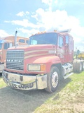 1993 Mack CH613, Red, Showing 356409 Miles, Vin - 1M2S13Y1PW026473,
