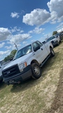 2014 Ford F150,  4x4, White, ALPCO # 54079, Showing 200620 Miles, Vin - 1FT