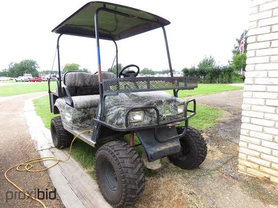 Bad Boy Buggies BB-AMS4 Utility Vehicle, s/n 81127 (No Title - $50 MS Traum