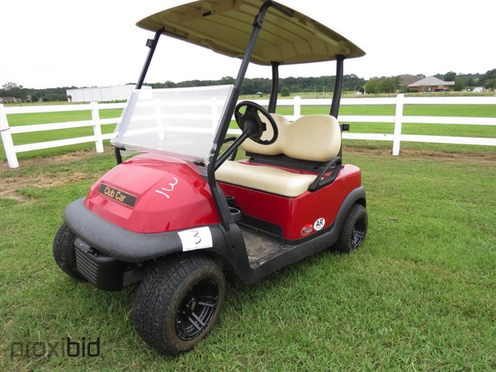 Club Car Electric Golf Cart, s/n PH1341-408836 (No Title): Canopy, Windshie