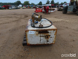 150-gallon Fuel Tank w/ Pump