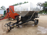 United Ag Products Fertilizer Spreader, s/n 88643