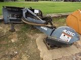 Alitec SG40 Stump Grinder Attachment for Skid Steer