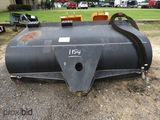 Cat BP18B Sweeper Attachment, s/n DBP00942 for Skid Steer