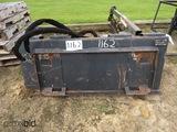 2014 Bobcat LT313 Trencher Attachment, s/n 045411025 for Skid Steer