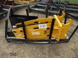 New TMG HB90Q Hydraulic Hammer/Breaker, s/n 3212210303 w/ Bit & Recharging