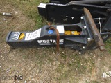 2021 Mustang HM-100 Hydraulic Hammer, s/n AH202461 w/ Bit