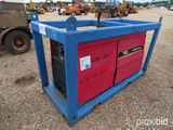 Lincoln Ranger 10LX Welder/Generator, s/n U19502109502: Kubota Diesel Eng.,
