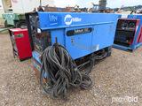 Miller Trailblazer 55D Welder/Generator, s/n KF810407: Perkins Diesel Eng.,