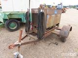 Miller Big 40 Electric Arc Welder, s/n HE780408: Leads, Portable