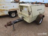 Ingersoll Rand 185 Air Compressor, s/n 122461U81953: Portable, Deutz Diesel
