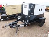 Atlas Copco QAS45 Generator, s/n HOP102098: Portable, Diesel, Pintle Hook